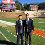 BC Struggles with Undefeated Clemson