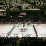 BC Men's Hockey Wins Thriller over Denver