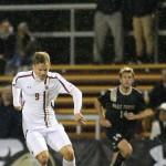 Men's Soccer Defeats Vermont 1-0, Advances