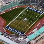 Fenway Set for Football