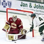 Men's Hockey Preview: BC Welcomes in Michigan State