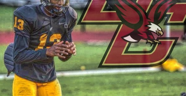 Anthony Brown Offers BC Football a Glimmer of Hope