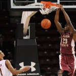Eagles Drop 7th Straight, Can't Keep Up With 'Noles