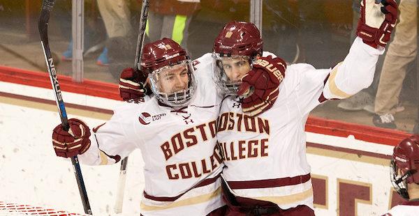 Boston College Hockey: A First Half Recap Part 1