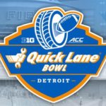 Quick Lane Bowl Getting Little Respect