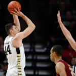 Collins and the 'Deacs Outlast Eagles 85-80