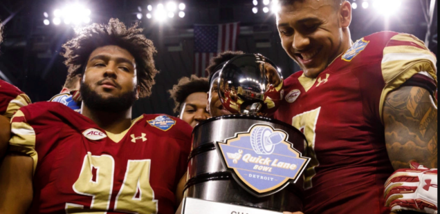 S1: E20 - Evaluating the Defense: BC Football Preview Part II