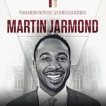 Martin Jarmond Named Athletic Director