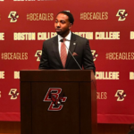 Martin Jarmond Introduced as William V. Campbell Director of Athletics