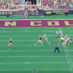 Breakdown: What went wrong with the run defense vs. Notre Dame