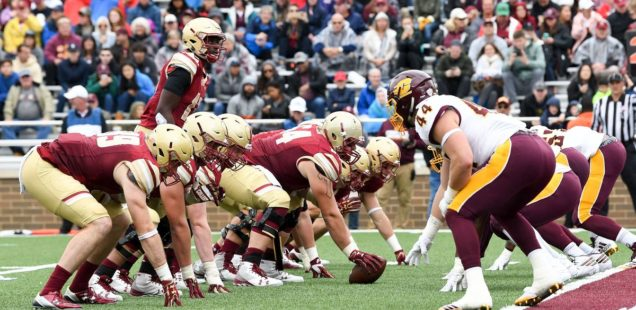 BC Beats Central Michigan: By The Numbers
