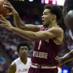 THE EAGLE PREVIEW SERIES: Jerome Robinson