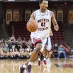 BC's Strong Second Half Powers Them Past Sacred Heart