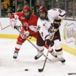 BC strikes early, but BU storms back to win