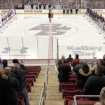 An Up-and-Down Week for Men's Hockey