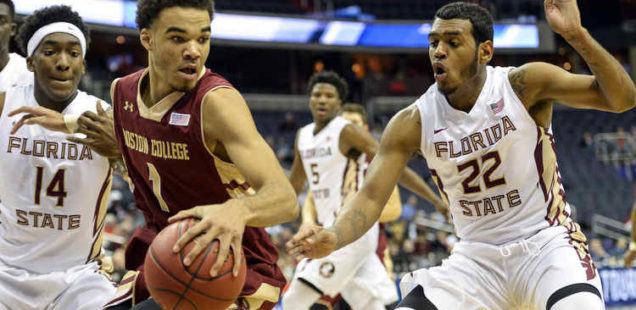 Eagles Chop Noles, Climb ACC Poll