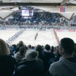 Men's Hockey Closes in on Hockey East Regular Season Title
