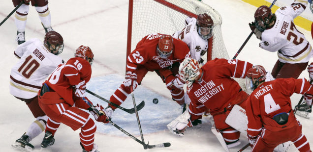 BU (Likely) Ends BC's Season in OT Heart-Breaker