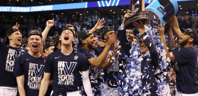 NOVA MARCHES ON TO THE FINAL FOUR
