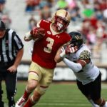 BC LAUNCHES INTO ACC PLAY THURSDAY AT WAKE FOREST