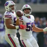 BC Alum Milano Has Career Day in Bills Upset