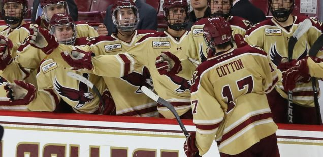 Cotton Line Continues to Roll in 4-1 Win over Vermont