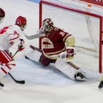 Hutsko, BC win Battle of Comm. Ave. Part 1