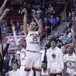Full Health, 3-point clinic help lift Eagles over No. 11 Seminoles