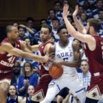 Duke Dominates in 80-55 win over BC