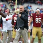 Addazio Hopeful Approaching Spring Practice and 2019 Season
