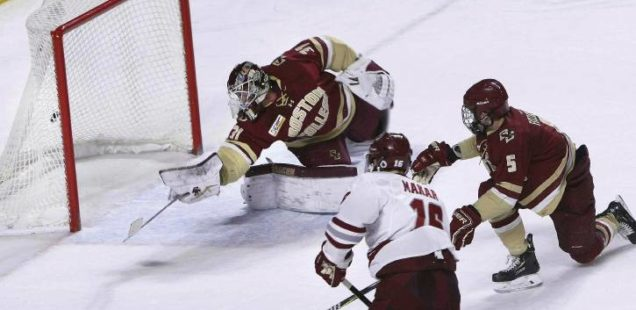 BC Comes Up Empty in Hard-Fought Weekend Series with UMass
