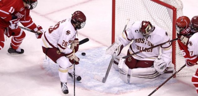 Hockey East Semifinals and Finals Preview
