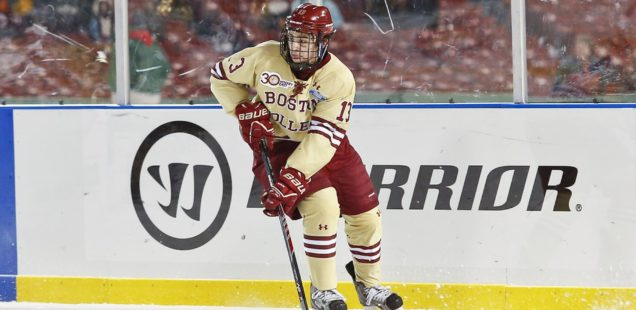 Checking In on Johnny Hockey
