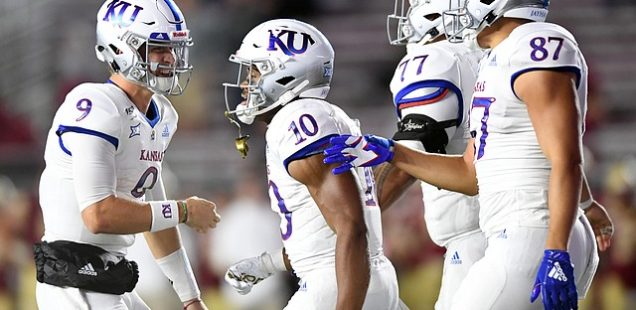 Kansas Runs Past BC