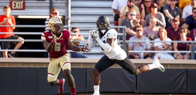 Third Down Defensive Woes Keeps Eagles Offense from Soaring in Loss to Wake Forest
