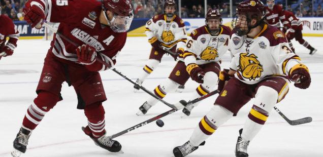 Preseason College Hockey Power Rankings