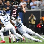 Eagles in the NFL: September 2019