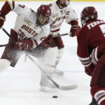 UMass Takes First Half of Home-and-Home with BC