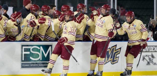 The Best Single Season in Hockey East History Tournament