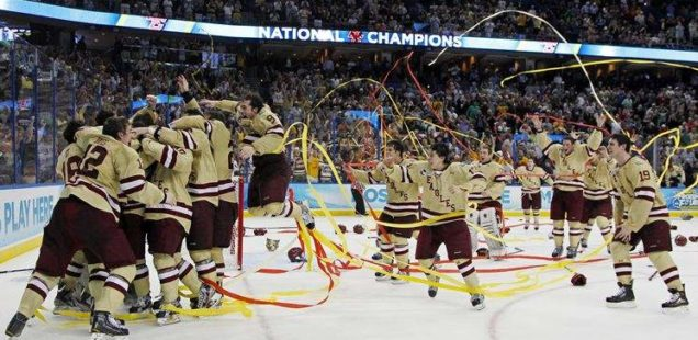 Boston College Wins the National Championship! Well, not really.